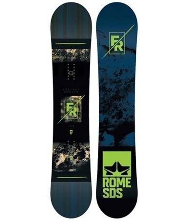 Rome Snowboard Renkli